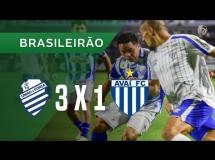 CSA 3:1 Avai FC