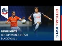 Bolton 1:1 Blackpool