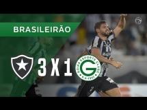 Botafogo 3:1 Goias