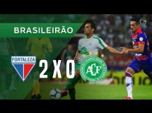 Fortaleza 2:0 Chapecoense
