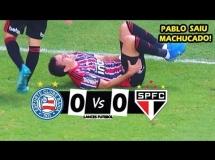 Bahia 0:0 Sao Paulo