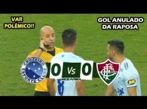 Cruzeiro 0:0 Fluminense
