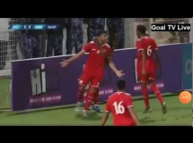 Oman 3:0 Afganistan