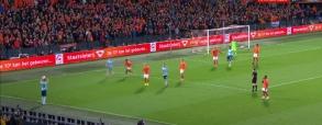 Holandia 3:1 Irlandia Północna