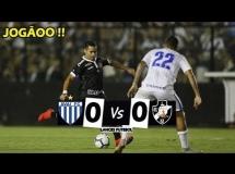Avai FC 0:0 Vasco da Gama