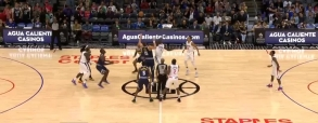 Los Angeles Clippers 1:2 Denver Nuggets