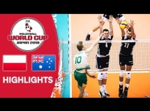Polska 0:3 Australia