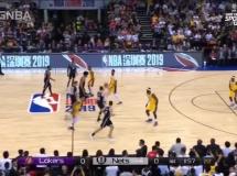 Brooklyn Nets 1:4 Los Angeles Lakers