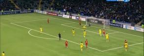 Kazachstan 0:2 Belgia