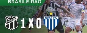 Ceara 1:0 Avai FC