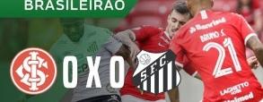 Internacional 0:0 Santos