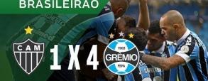 Atletico Mineiro 115:108 Gremio