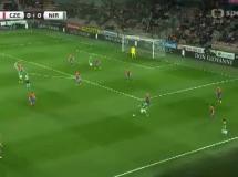 Czechy 2:3 Irlandia Północna