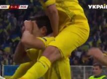 Ukraina 2:1 Portugalia