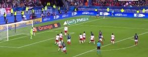 Francja 1:1 Turcja