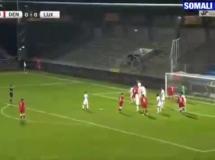 Dania 4:0 Luksemburg