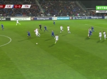 Liechtenstein 0:5 Włochy