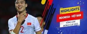Indonezja 1:3 Wietnam