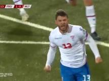 Wyspy Owcze 1:0 Malta