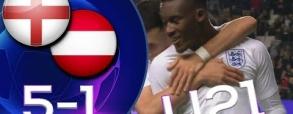 Anglia U21 5:1 Austria U21