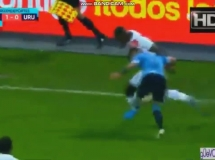 Peru 1:1 Urugwaj