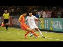 Filipiny 0:0 Chiny