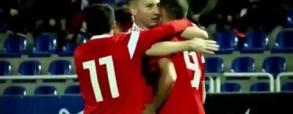 Estonia U21 - Rosja U21