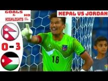 Jordania 3:0 Nepal