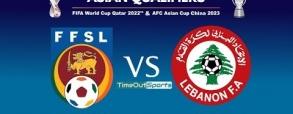 Sri Lanka 0:3 Liban