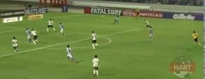 CSA 2:2 Atletico Mineiro