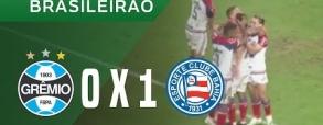 Gremio 0:1 Bahia