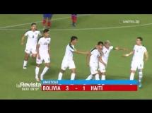 Boliwia 3:1 Haiti