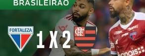 Fortaleza 1:2 Flamengo