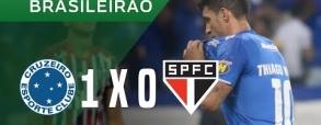 Cruzeiro 1:0 Sao Paulo