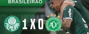 Palmeiras 1:0 Chapecoense