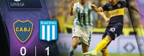 Boca Juniors 144:133 Racing Club