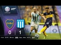 Boca Juniors 144:133 Racing Club