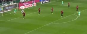 Werder Brema 1:1 Hertha Berlin