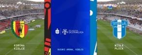 Korona Kielce 0:0 Wisła Płock