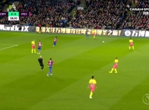 Crystal Palace 0:2 Manchester City