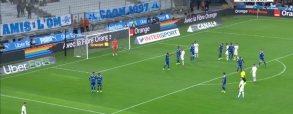 Olympique Marsylia 2:0 Strasbourg