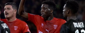 Nimes Olympique 1:1 Amiens