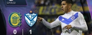 Rosario Central 0:1 Velez Sarsfield