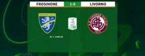 Frosinone 1:0 Livorno