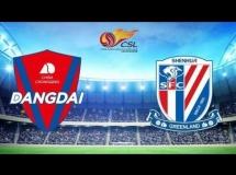 Chongqing Lifan 1:0 Shanghai Shenhua