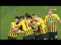 Kajrat Almaty 2:0 Tobol