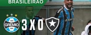Gremio 3:0 Botafogo