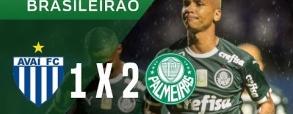 Avai FC 1:2 Palmeiras