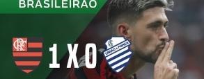 Flamengo 1:0 CSA