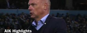 Malmo FF 2:0 AIK Stockholm
